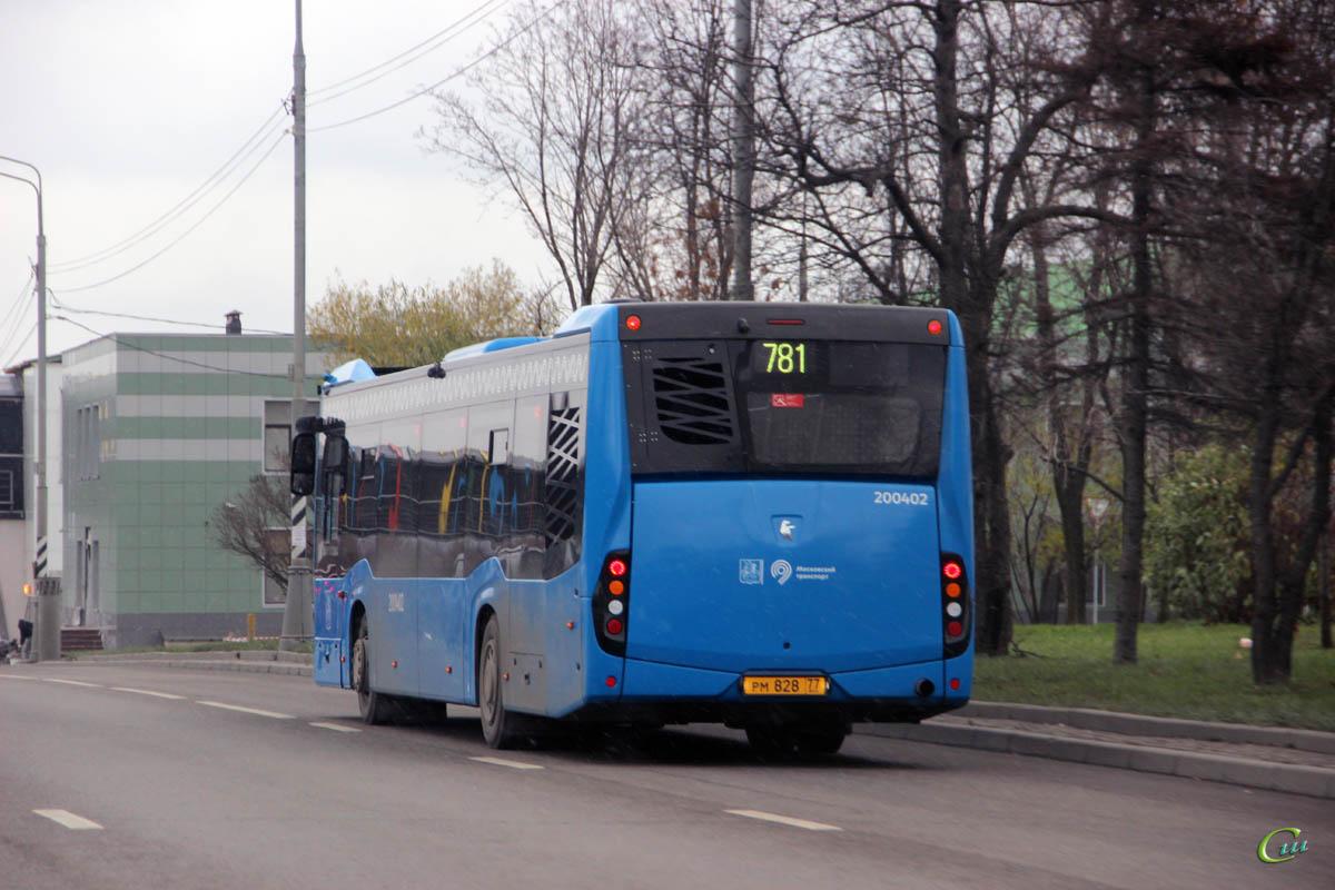Москва. НефАЗ-5299-40-52 (5299JP) рм828
