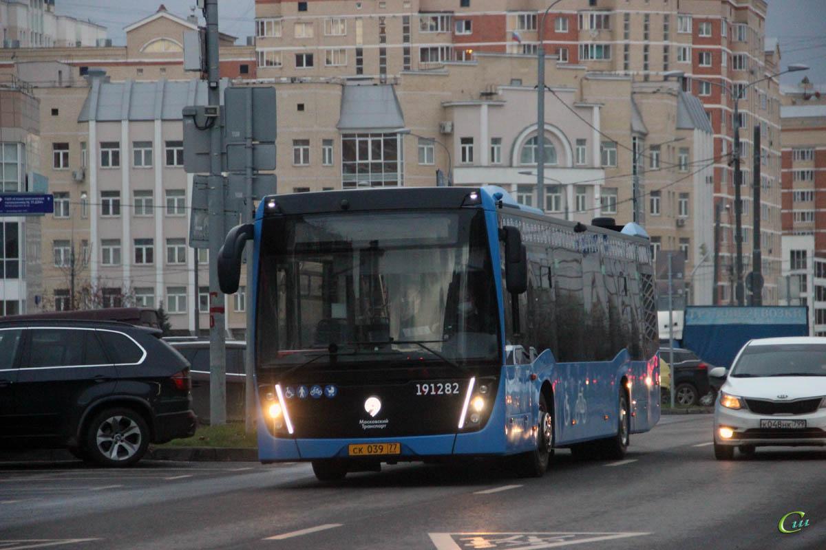 Москва. НефАЗ-5299-40-52 (5299JP) ск039