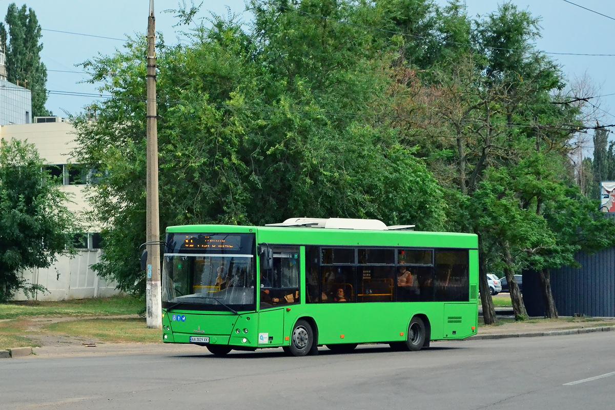 Николаев. МАЗ-206.086 AA3829XK