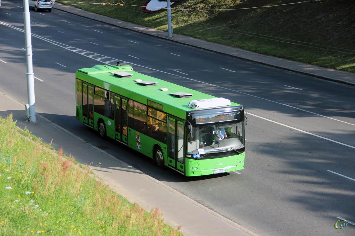 Минск. МАЗ-203.068 AH0351-7