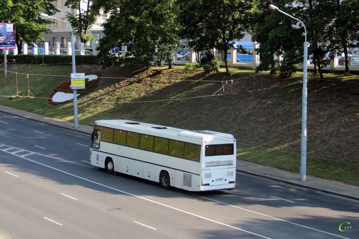 Минск. МАЗ-152.022 AA0710-7