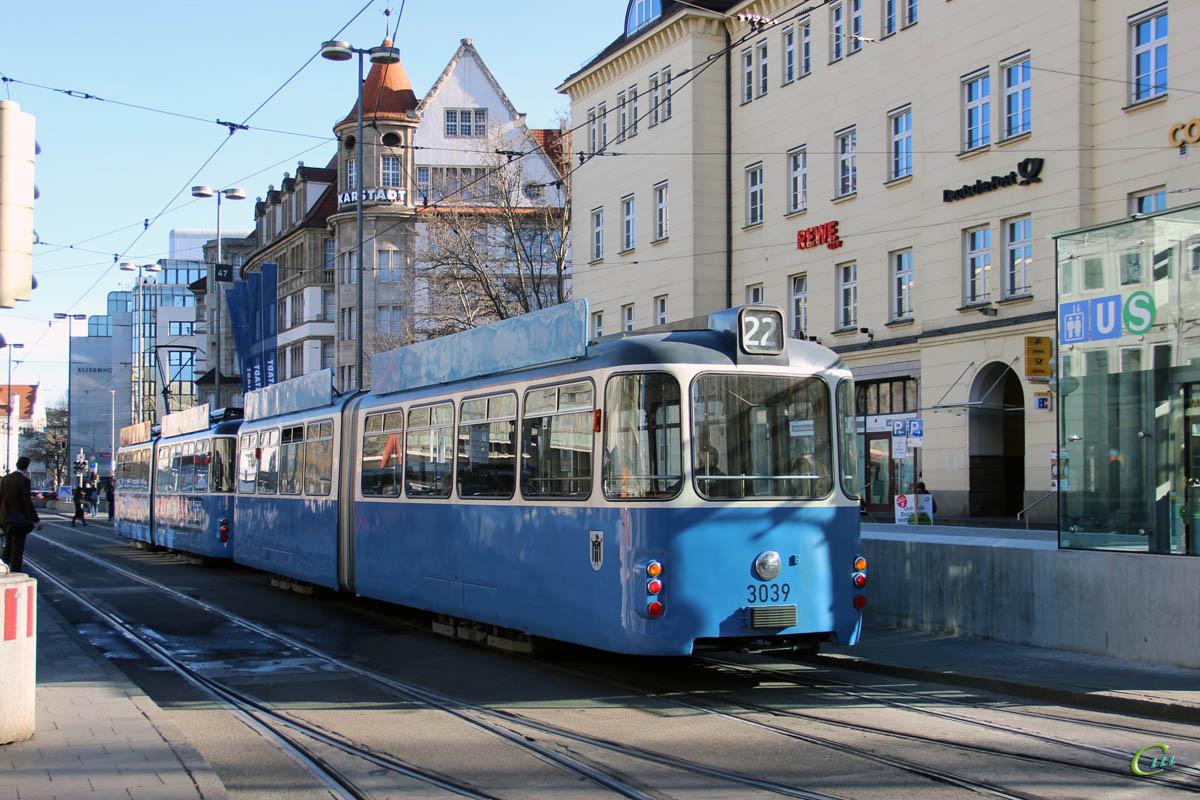Мюнхен. Rathgeber P3.16 №2010, Rathgeber P3.17 №3039