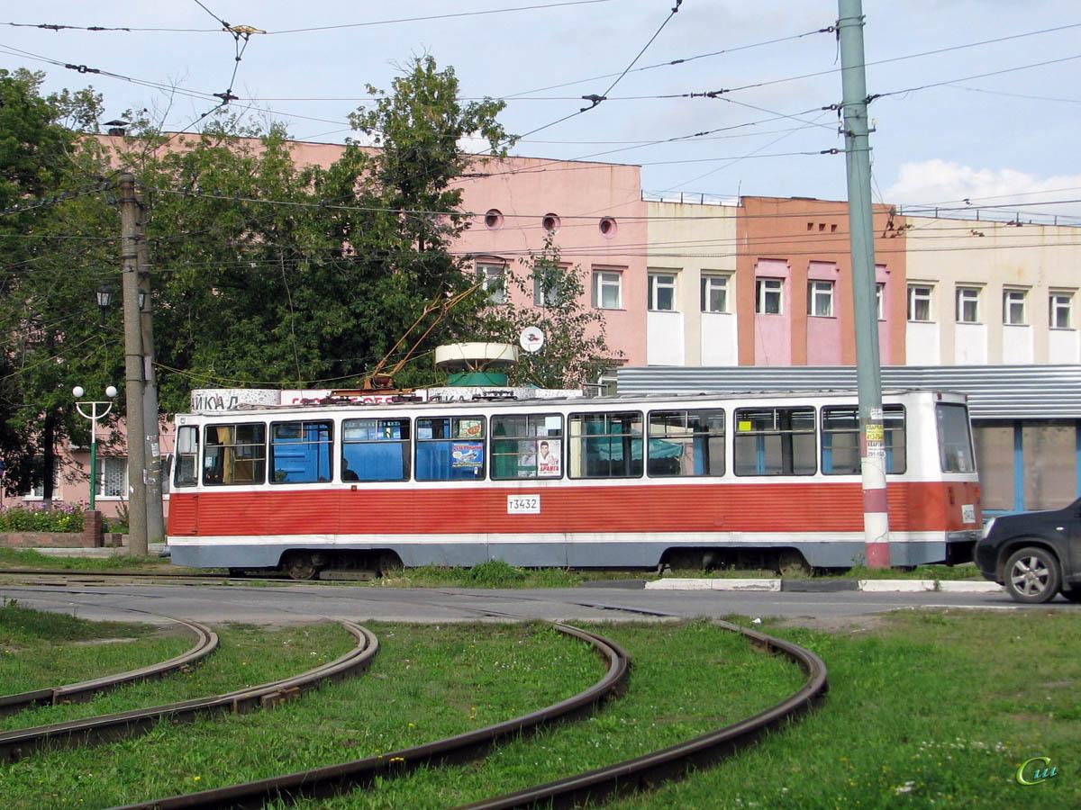 Нижний Новгород. 71-605 (КТМ-5) №3432