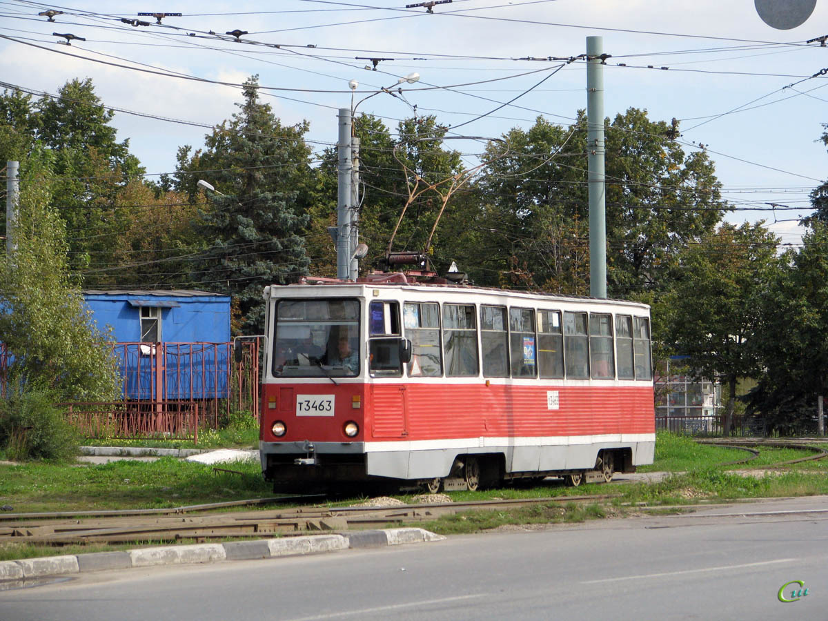 Нижний Новгород. 71-605А (КТМ-5А) №3463