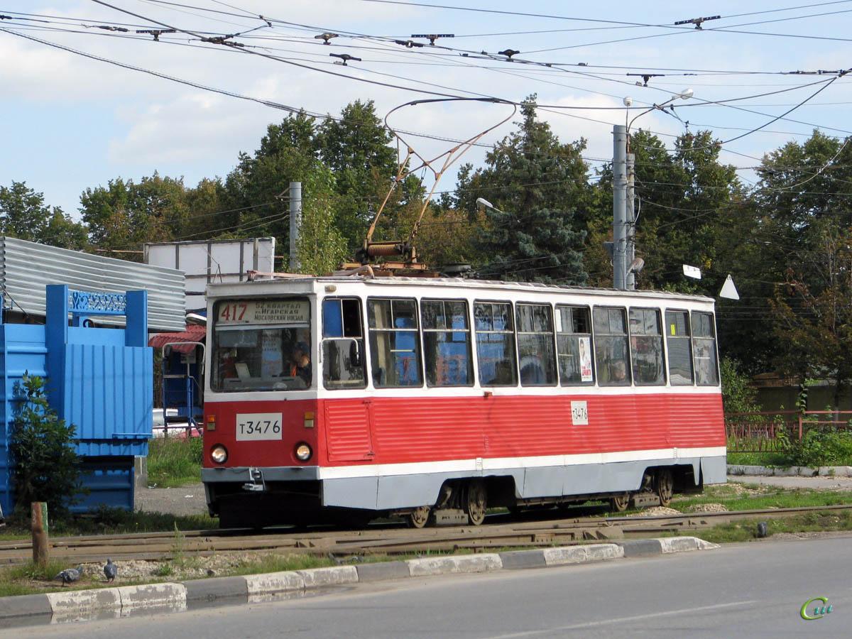 Нижний Новгород. 71-605А (КТМ-5А) №3476