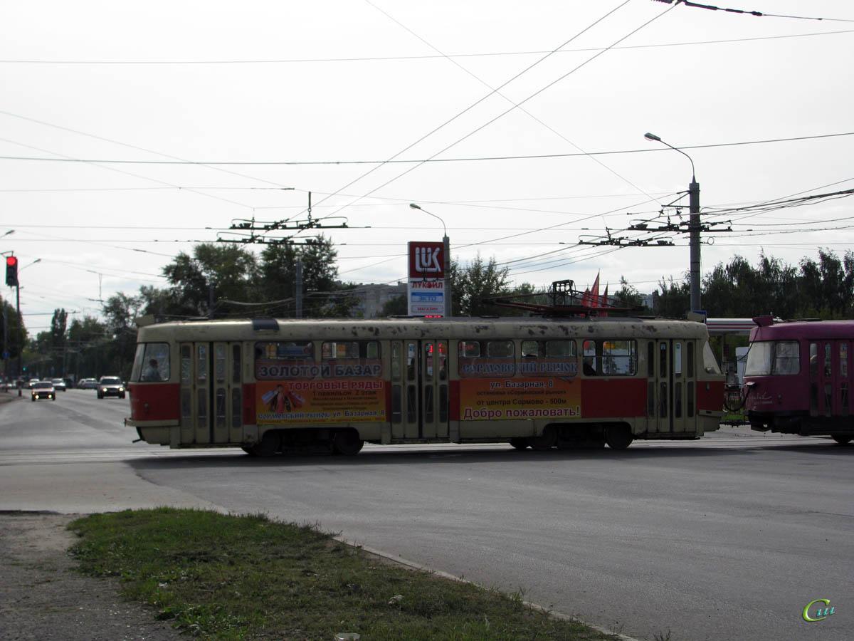 Нижний Новгород. Tatra T3SU №2732