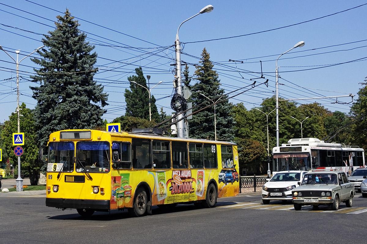 Ставрополь. ЗиУ-682Г-012 (ЗиУ-682Г0А) №89