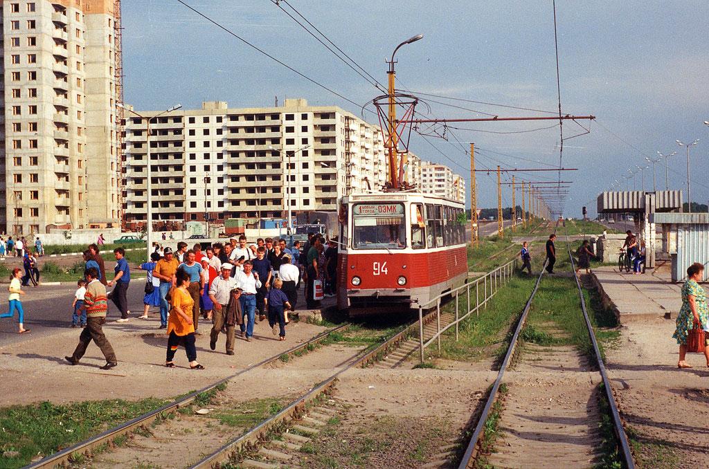 Старый Оскол. 71-605 (КТМ-5) №94
