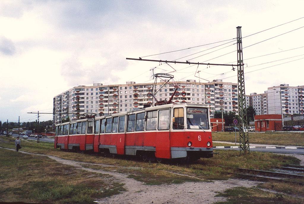 Старый Оскол. 71-605 (КТМ-5) №18, 71-605 (КТМ-5) №6