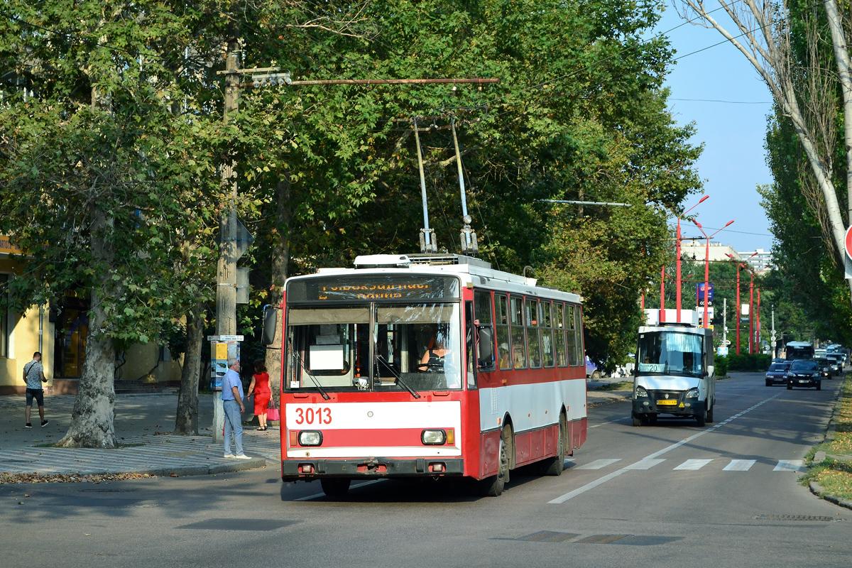 Николаев. Škoda 14TrR №3013