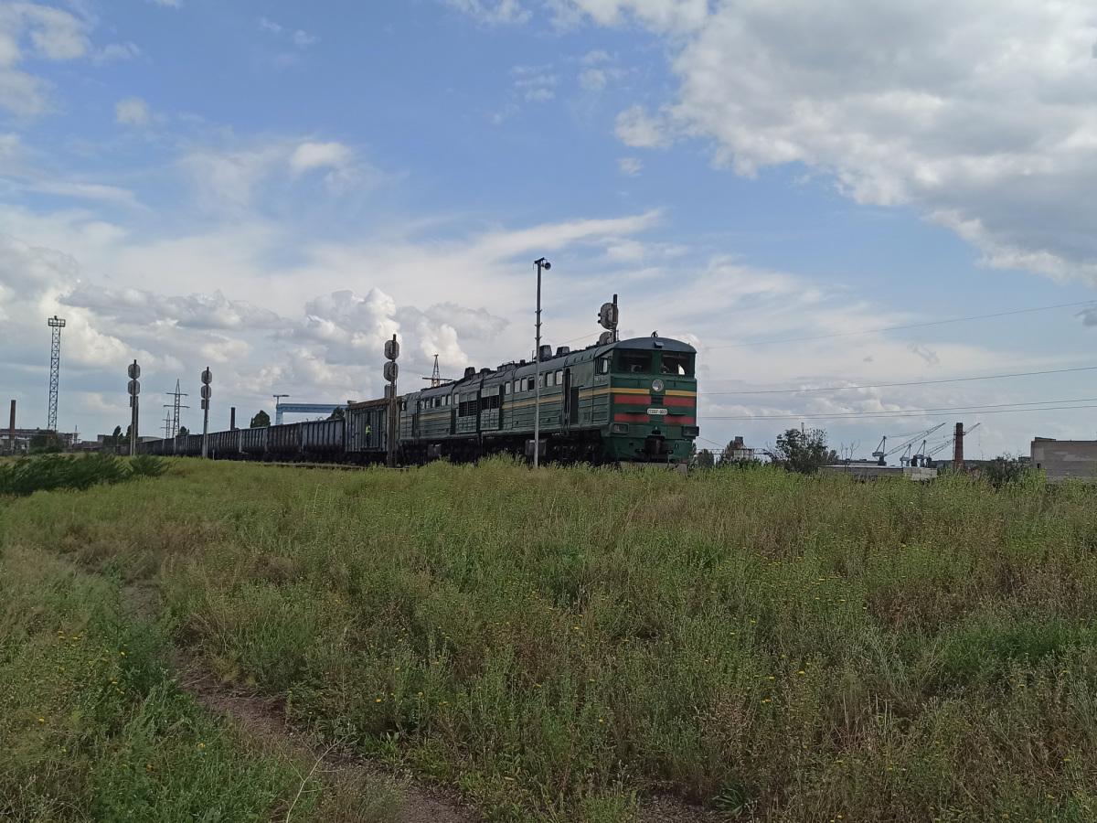Николаев. 2ТЭ10Ут-0059