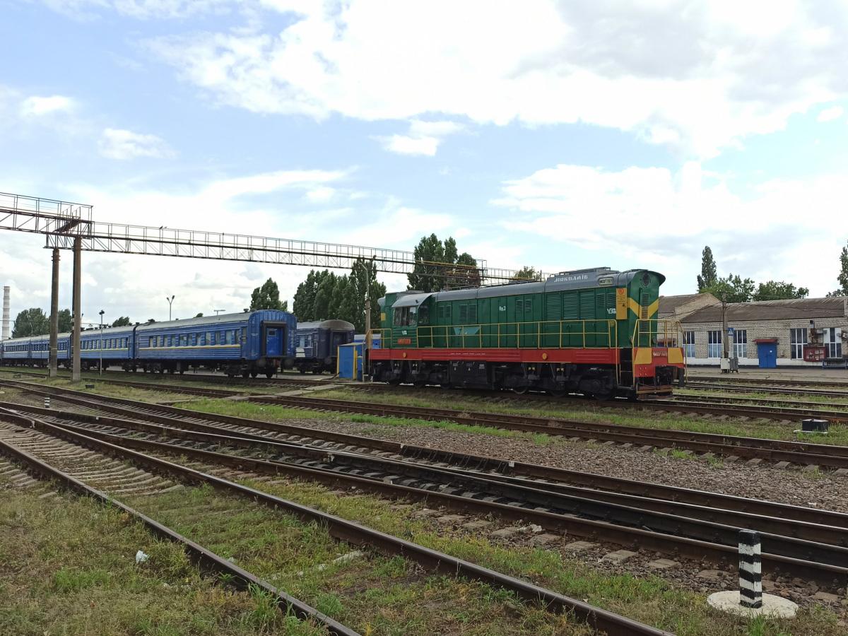 Николаев. ЧМЭ3т-7079