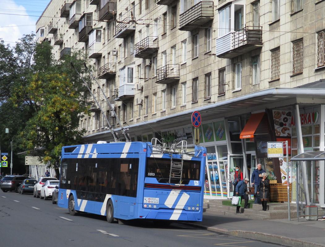 Санкт-Петербург. ПКТС-6281.00 Адмирал №3203