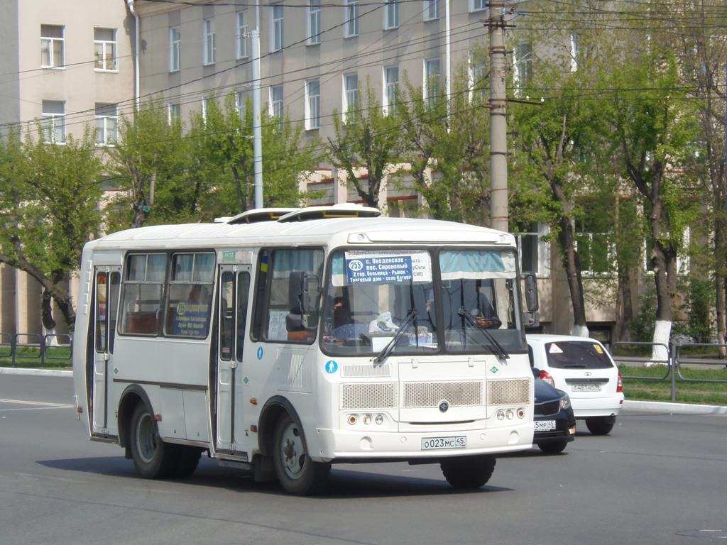 Курган. ПАЗ-320540-12 о023мс