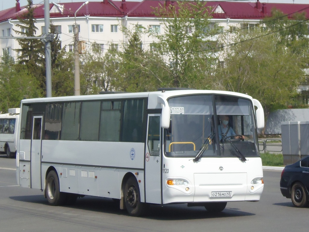 Курган. КАвЗ-4238-22 о216мо