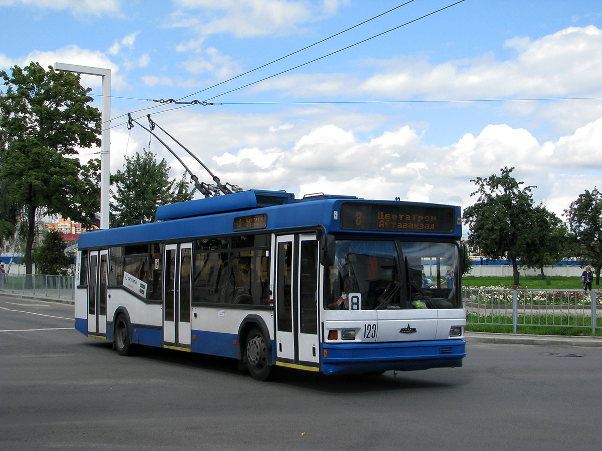 Брест. МАЗ-ЭТОН Т103 №123