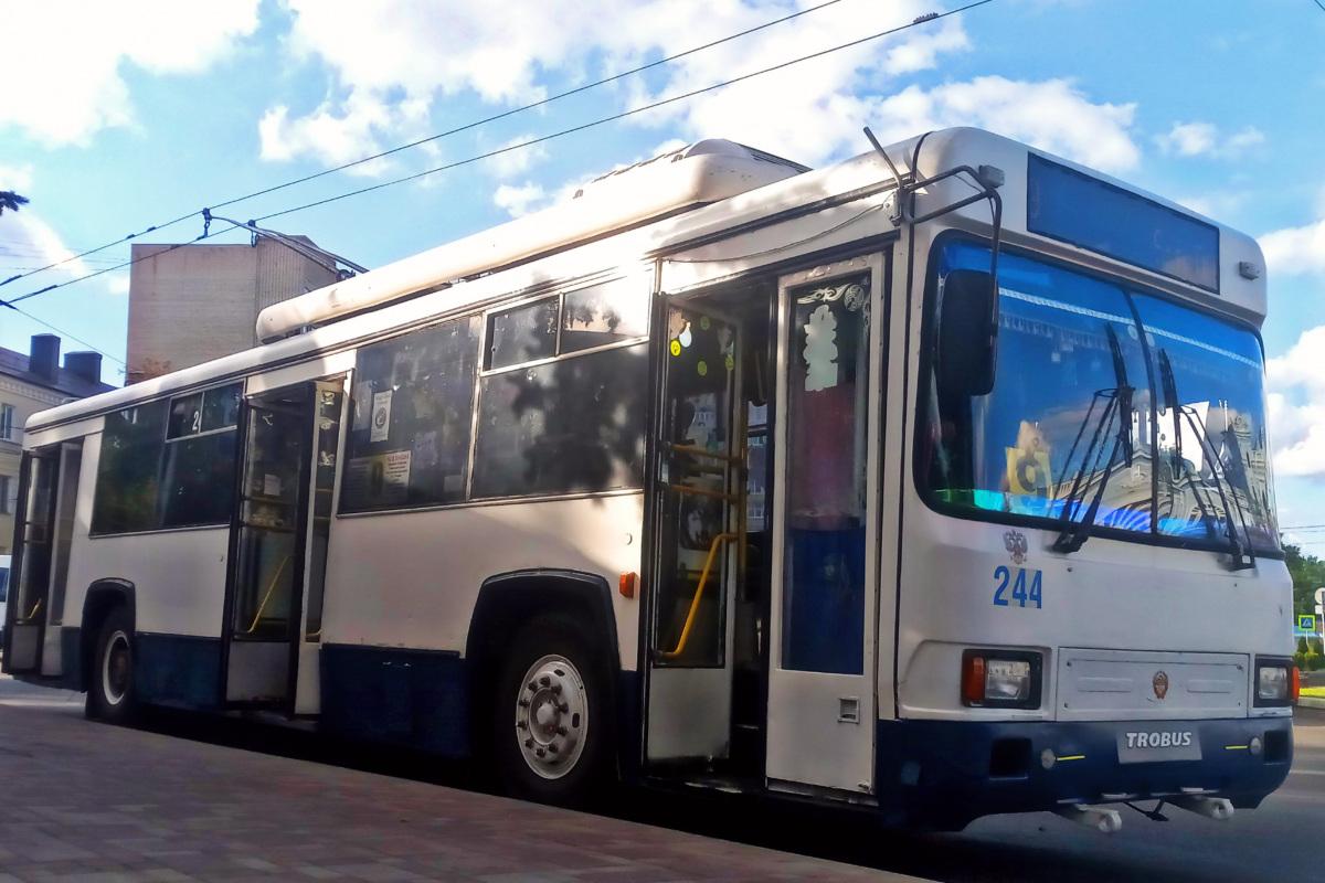 Ставрополь. БТЗ-52764Р №244