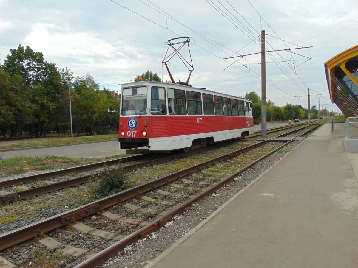 Набережные Челны. 71-605 (КТМ-5) №017