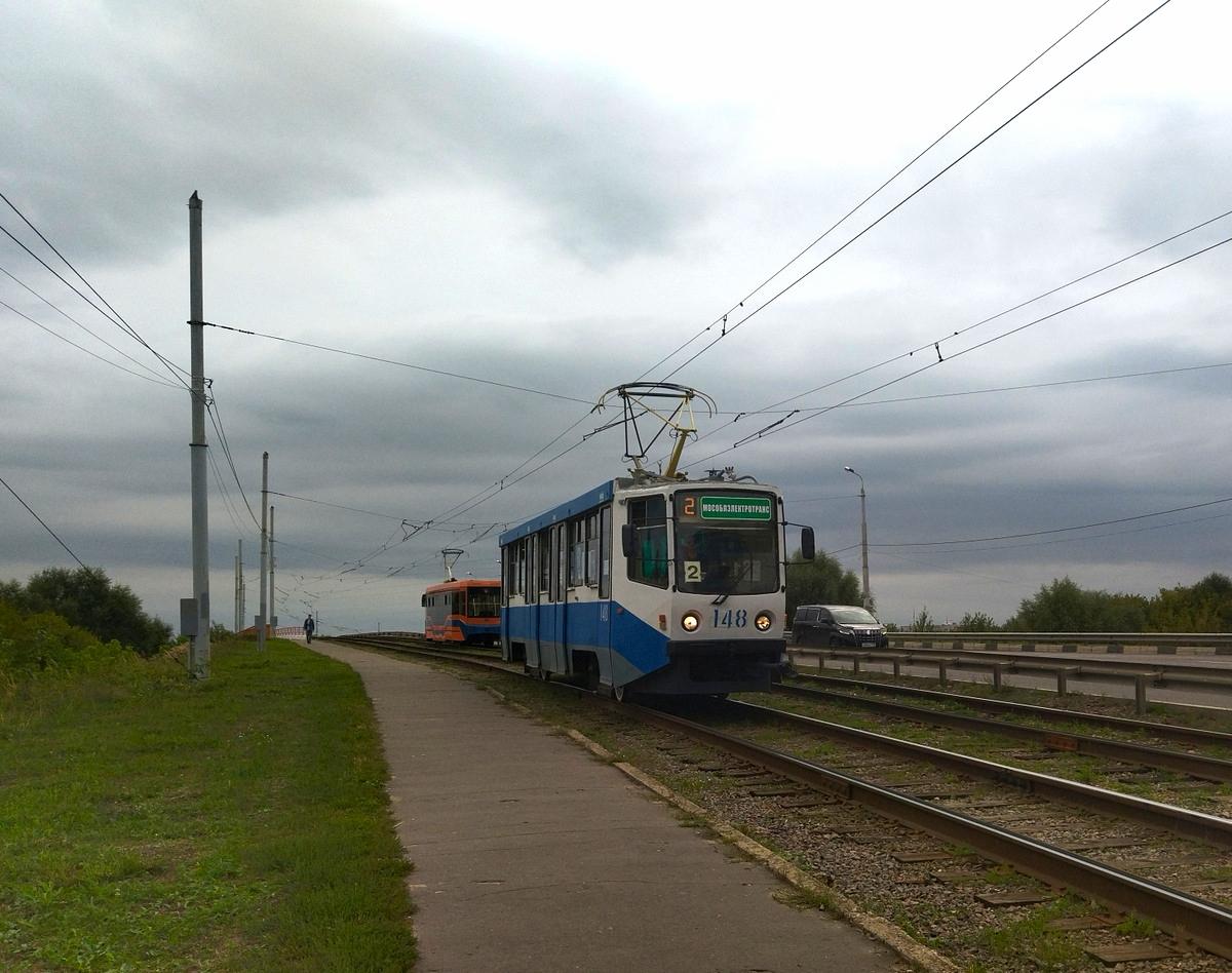 Коломна. 71-608КМ (КТМ-8М) №148