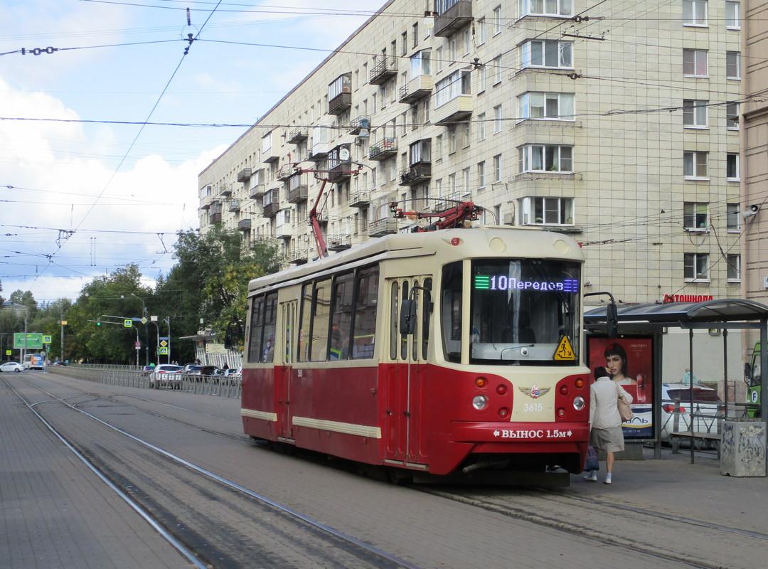 Санкт-Петербург. ТС-77 №3615