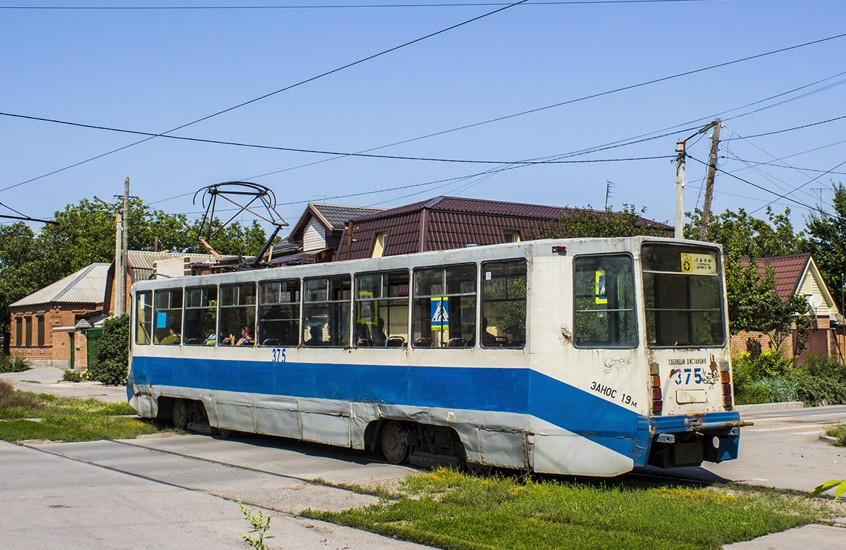 Таганрог. 71-608К (КТМ-8) №375