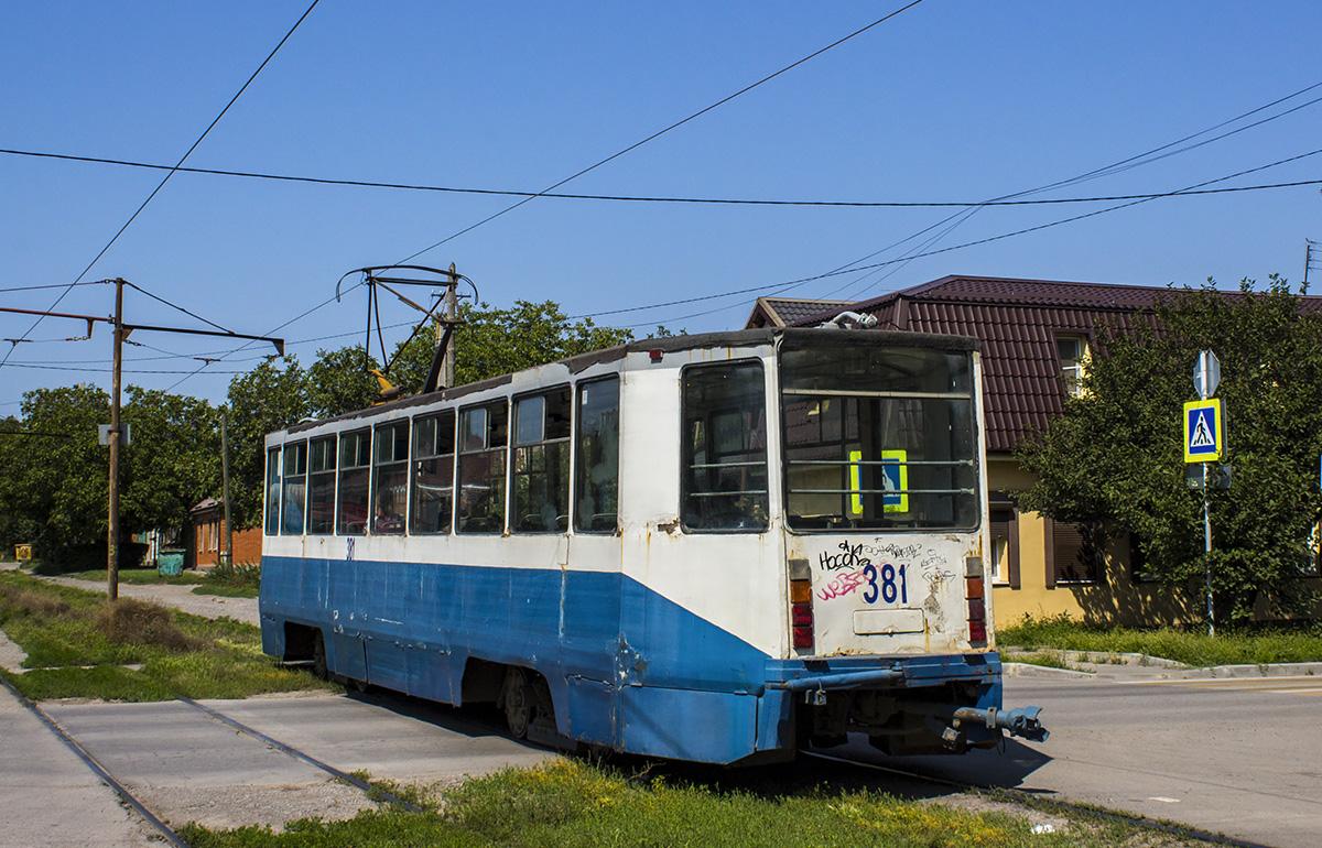 Таганрог. 71-608К (КТМ-8) №381