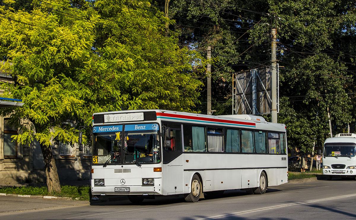 Таганрог. Mercedes-Benz O407 с528хв
