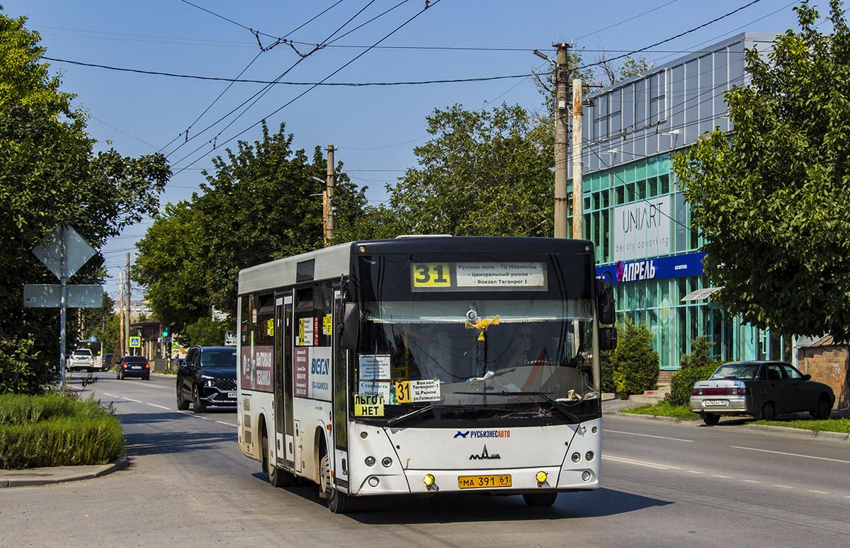 Таганрог. МАЗ-206.063 ма391