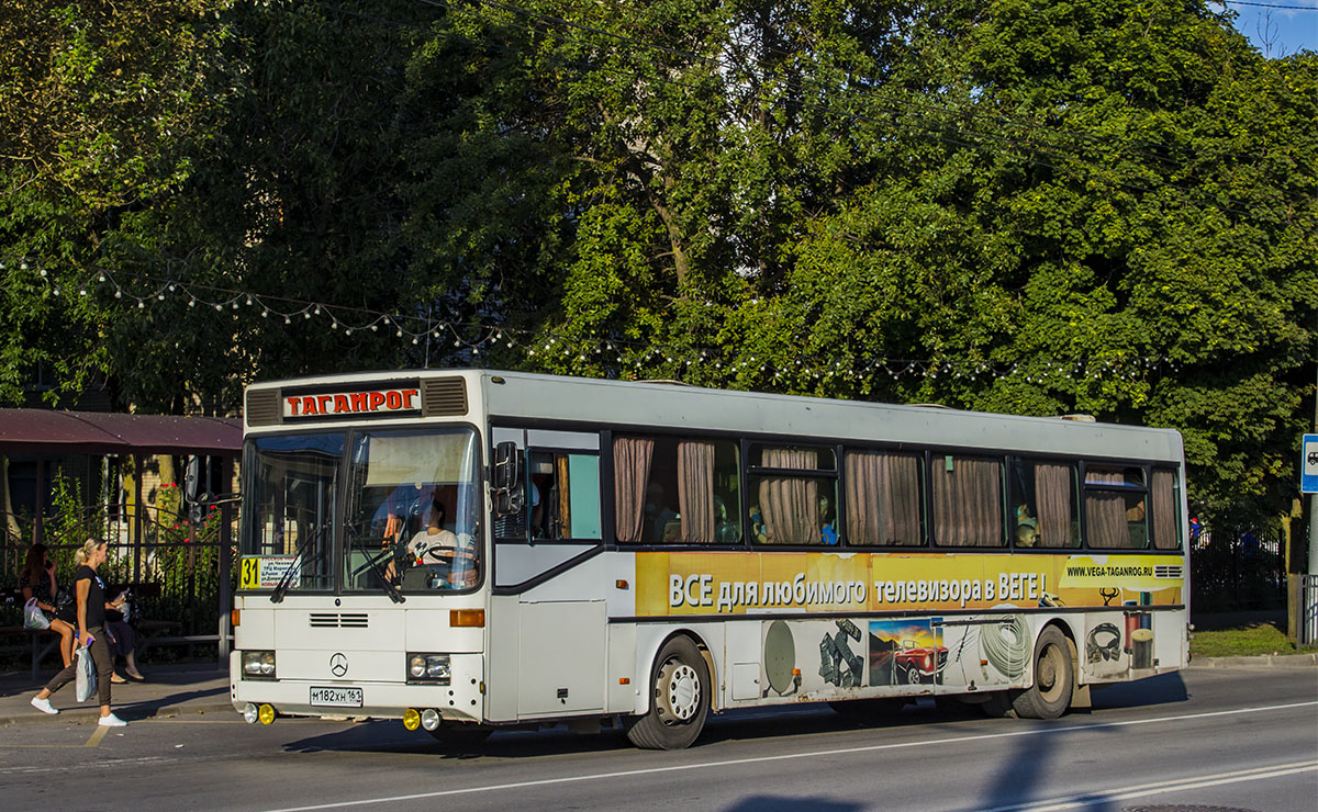 Таганрог. Mercedes-Benz O407 м182хн