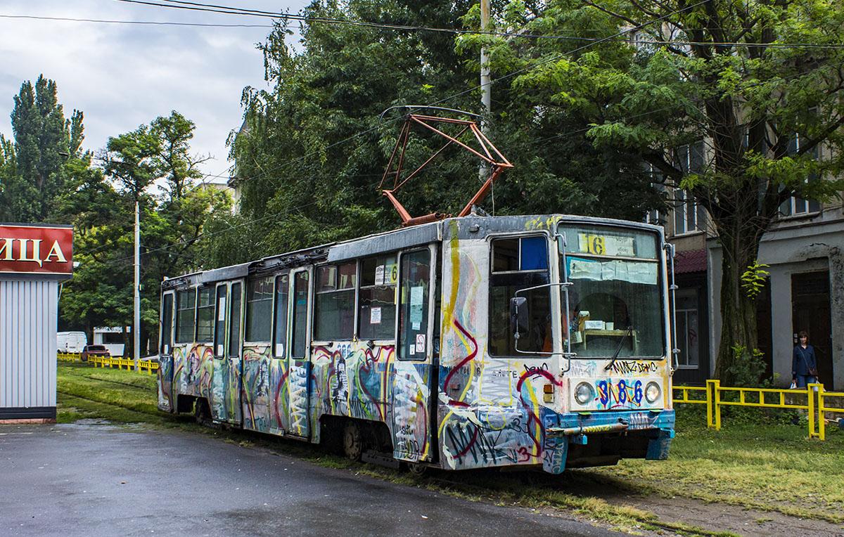 Таганрог. 71-617 (КТМ-17) №386