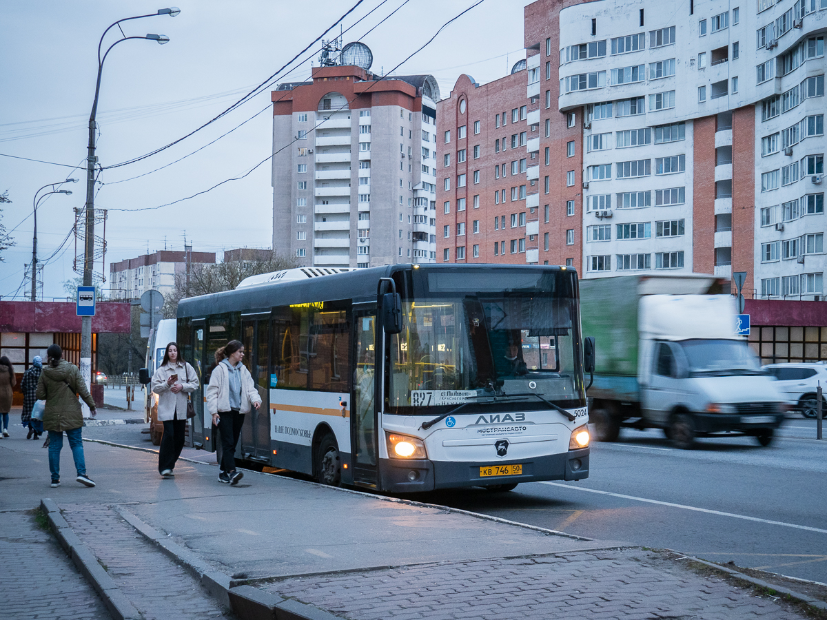 Красногорск. ЛиАЗ-4292.60 кв746