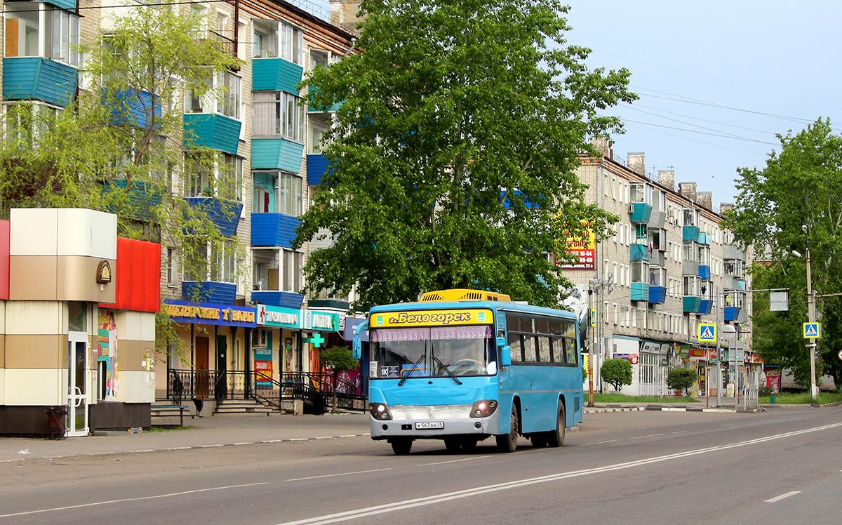 Белогорск. Daewoo BS106 к563вв