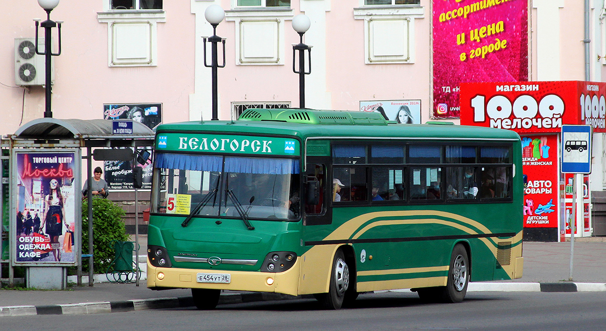 Белогорск. Daewoo BS106 е454ут