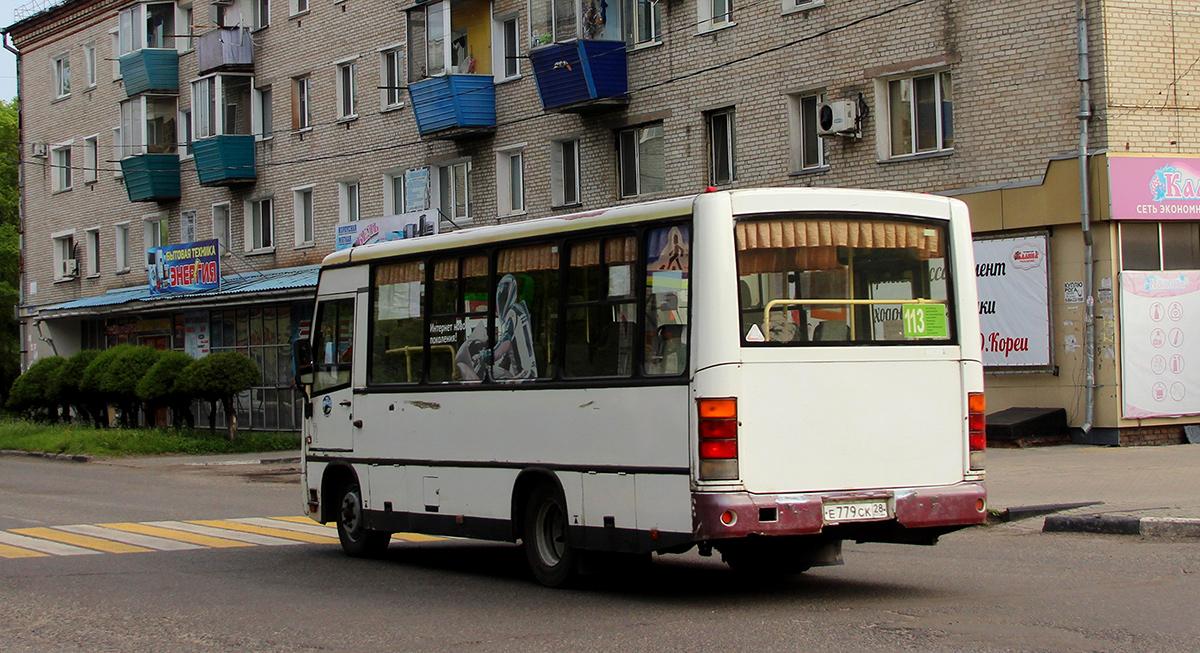 Белогорск. ПАЗ-320402-03 е779ск