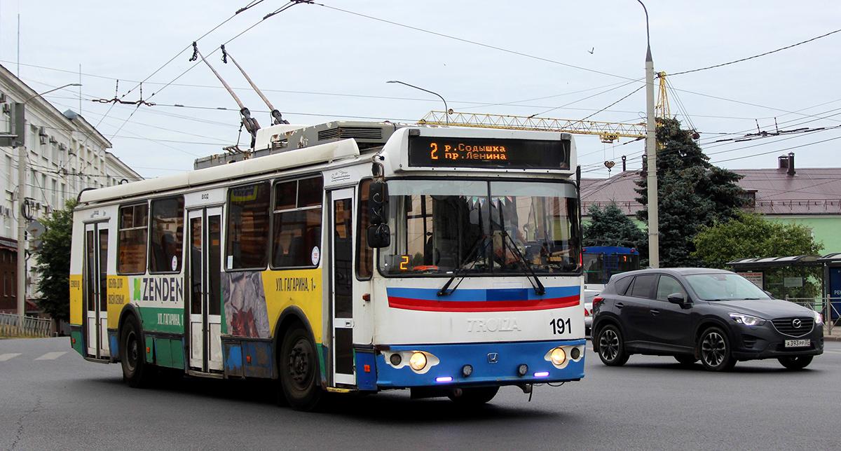 Владимир. ЗиУ-682Г-016.04 (ЗиУ-682Г0М) №191