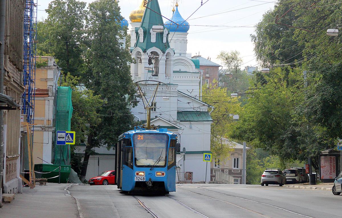 Нижний Новгород. 71-619А (КТМ-19А) №1248
