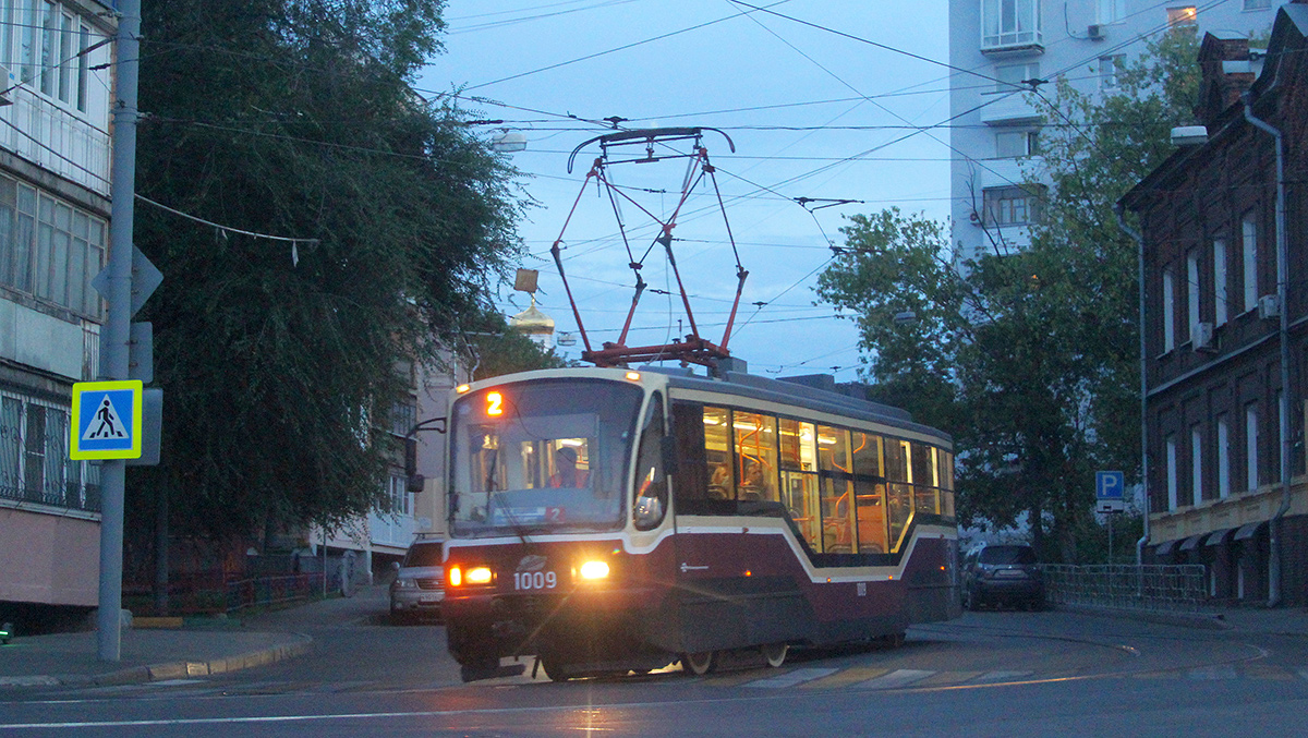Нижний Новгород. 71-407 №1009