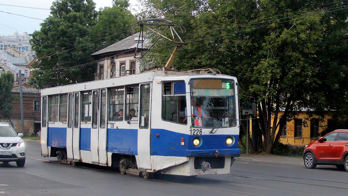 Нижний Новгород. 71-608КМ (КТМ-8М) №1226