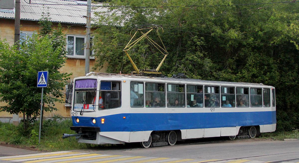 Нижний Новгород. 71-608КМ (КТМ-8М) №1217