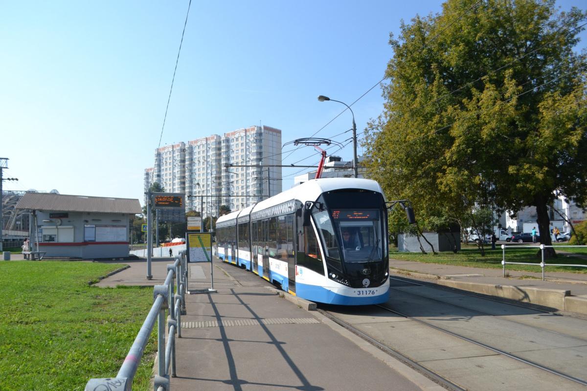 Москва. 71-931М Витязь-М №31176