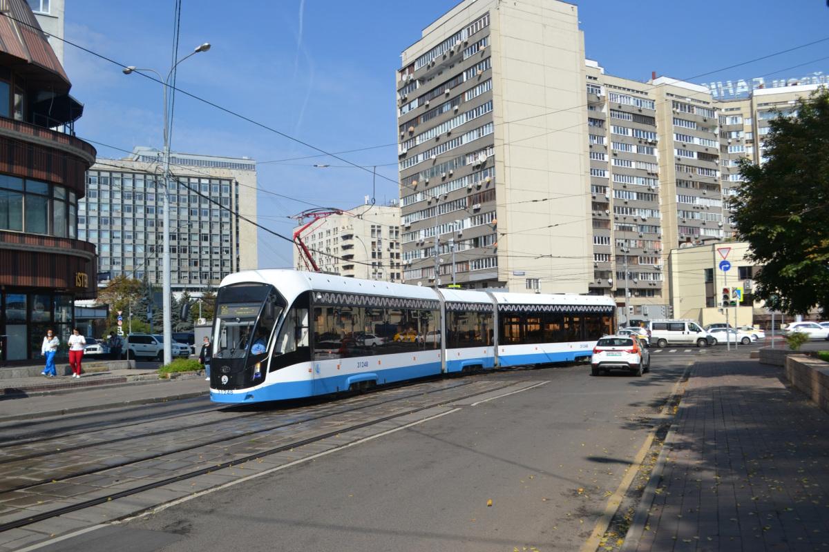 Москва. 71-931М Витязь-М №31248