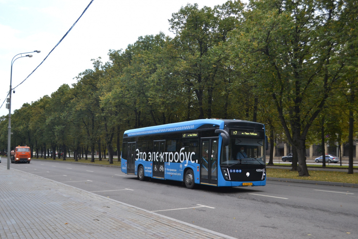 Москва. КамАЗ-6282 св044