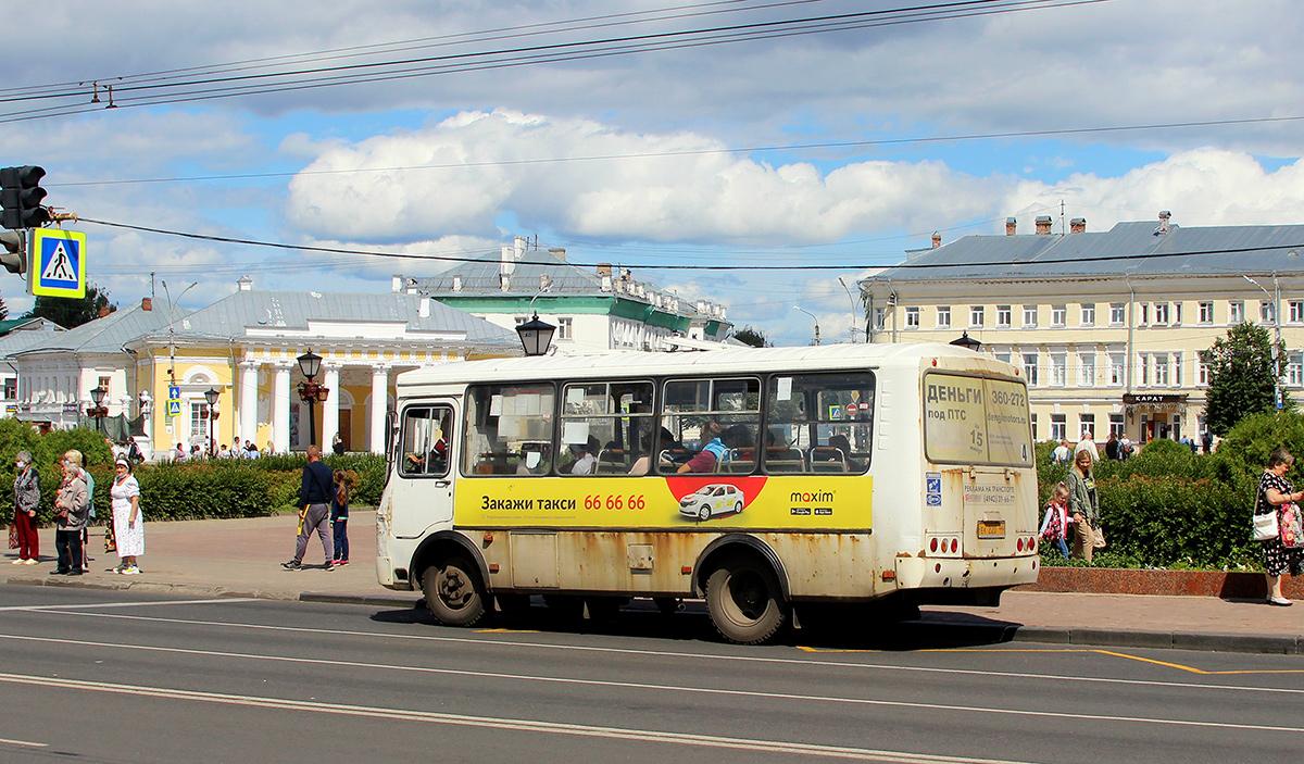 Кострома. ПАЗ-32054 ек220