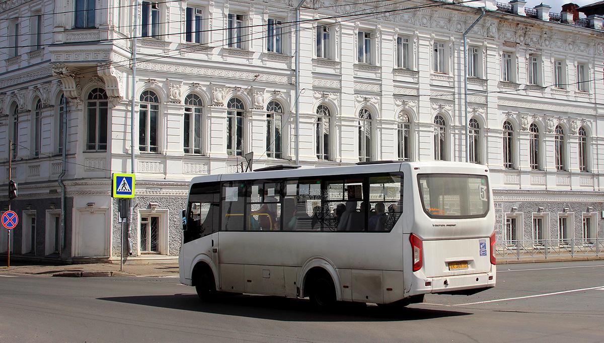Кострома. ПАЗ-320405-04 Vector Next ек369