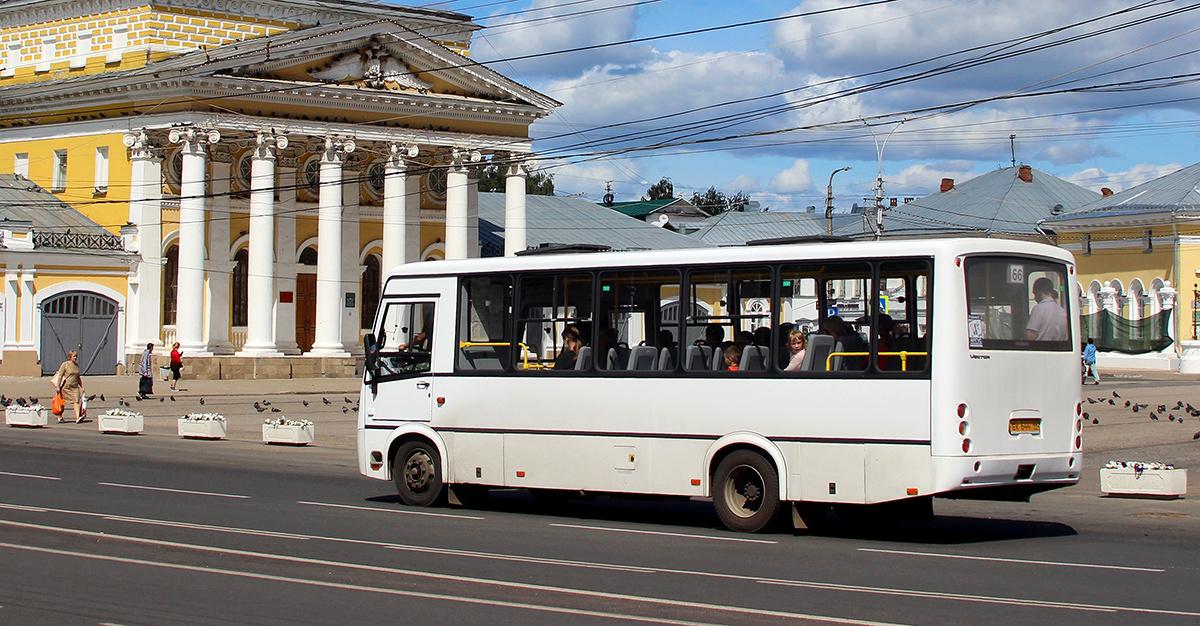 Кострома. ПАЗ-320412-04 Вектор ек644