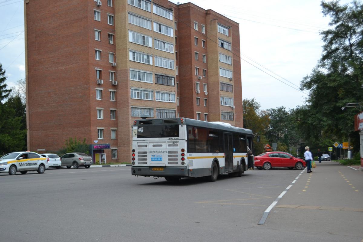 Кашира. ЛиАЗ-5292.60 (10.5) ах213