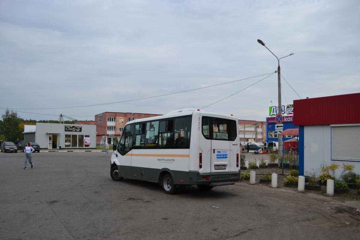 Кашира. ГАЗель Next с532но
