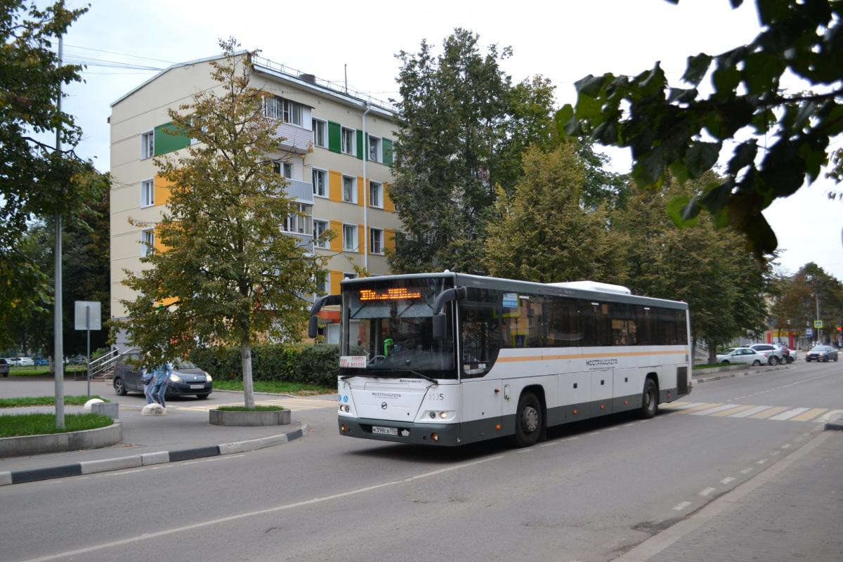 Кашира. ЛиАЗ-5250 к398св