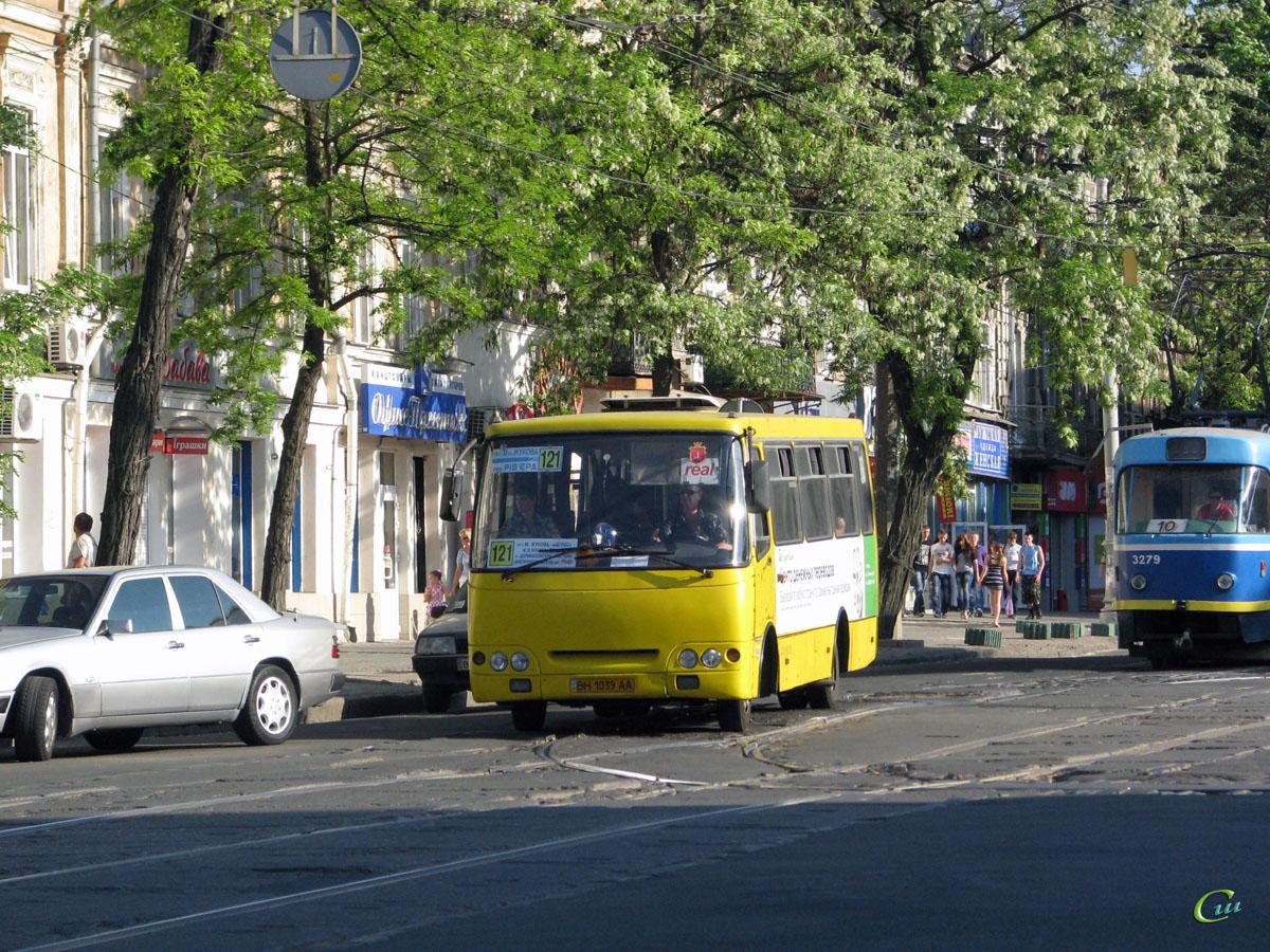 Одесса. Богдан А09201 BH1039AA