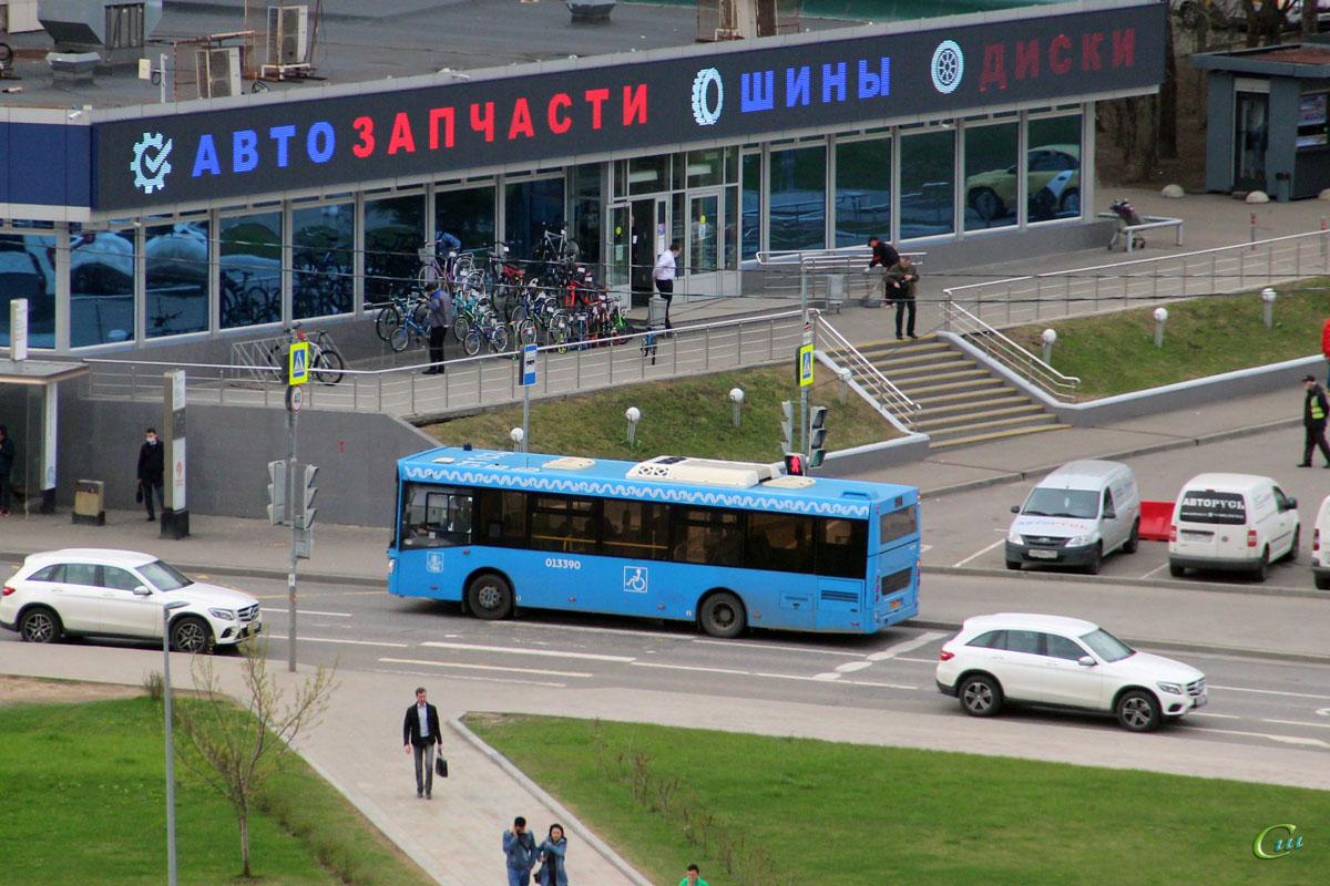 Москва. ЛиАЗ-4292.60 ам091